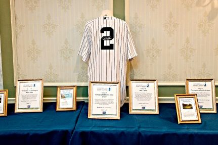 Derek Jeter Auction